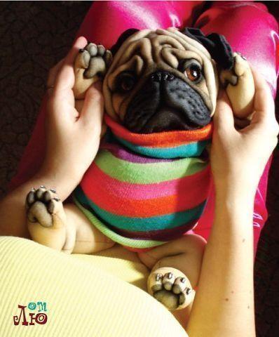 Paso a paso para hacer un lindo perrito con medias de lynon, el resultado podría ser espectacular dependiendode tu creatividad e experiencia en este tipo de trabajos. Aquí te damos la idea, el resto depende de vosotros. Ideas e inspiración: Fuente:http://www.liveinternet.ru/ Como hacer una tortuga Ninja con calcetinesDIY de muñecos de animales realizados …