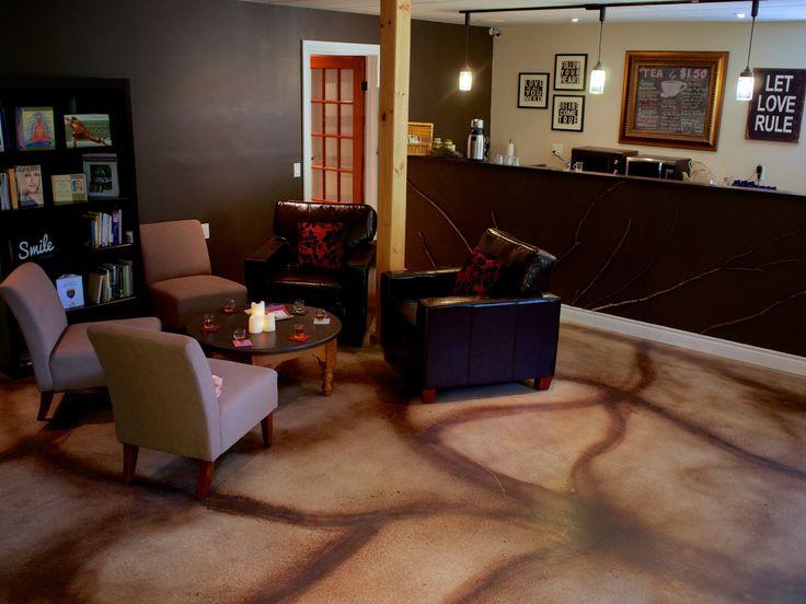 lounge at Pura Vida Soul Institute Inc.