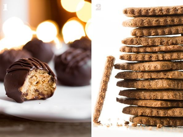 17 vegan holiday desserts from oh she glows