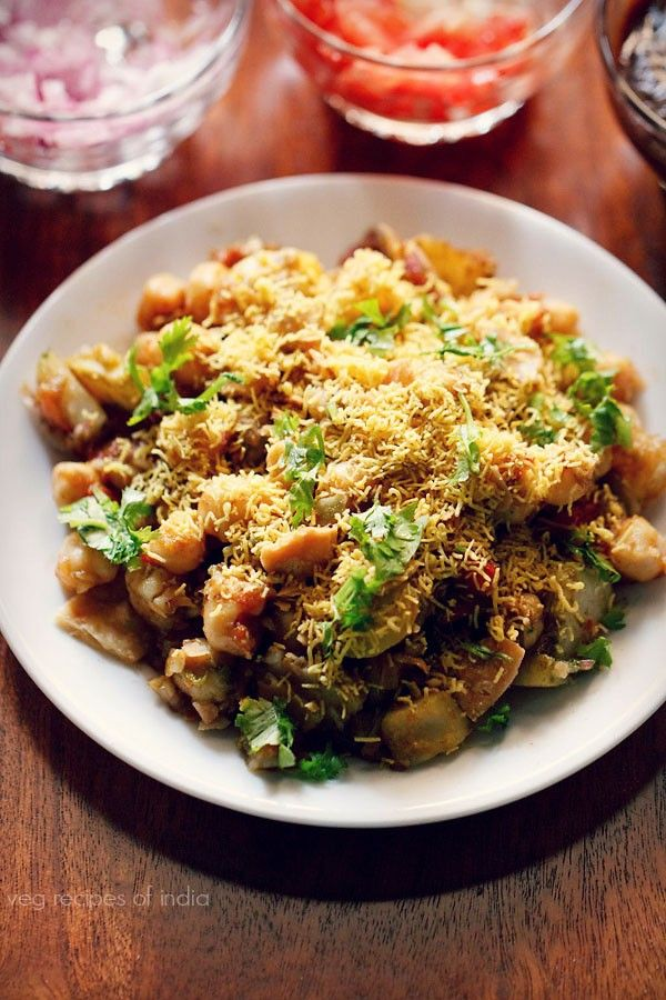 9 best indian street food chaat recipes images on pinterest aloo chana chaat recipe aloo chole chaat veg recipesindian recipesindian snacksvegetarian recipesrecipiesindian street foodchana forumfinder Images