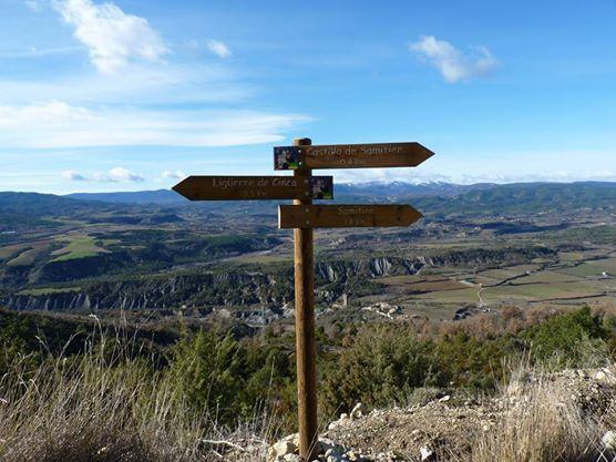 Siempre hay señales en tu camino cuando te dispones viajar