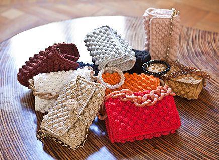 More small ('designer') bags.  veRsAtile Milano