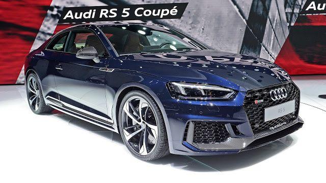 2019 Audi Rs5 Redesign Audi Rs5 Geneva Motor Show Audi