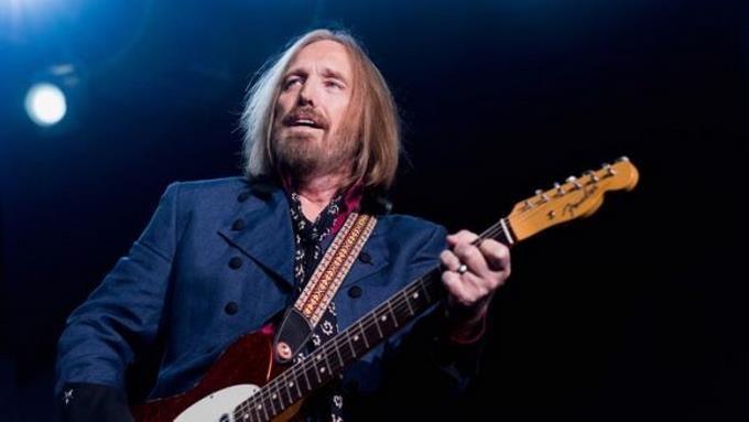 Tom Petty recibirá el galardón de los Grammy a la Persona del Año