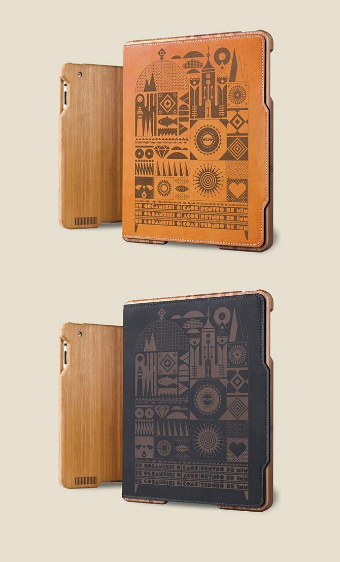 iPad case by Grove