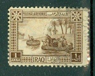 Iraq - Scott 2 - bidStart (item 31914145 in Stamps, Middle East, Iraq)