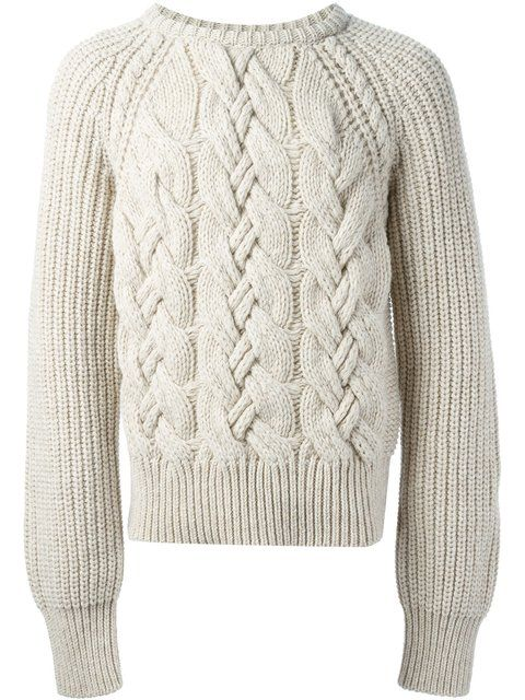 Cerruti 1881 cable knit sweater