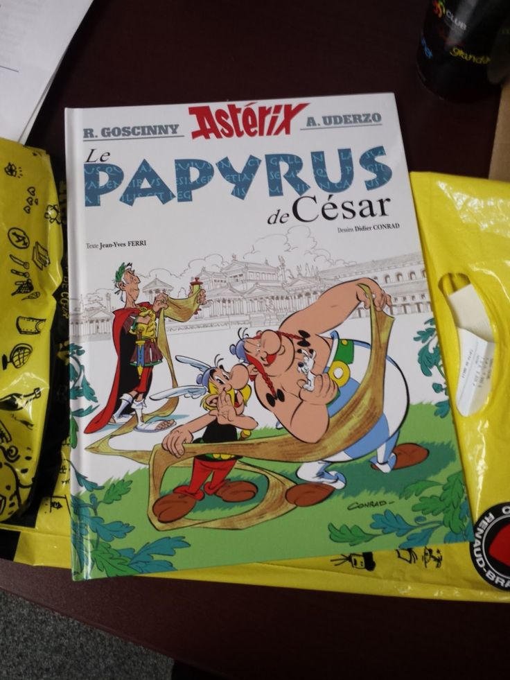 J'ai lu: Le papyrus de César - Shandara.net