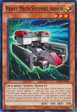9 best yugioh ocgtcg structure deck seto kaiba images on heavy mech support armor light machine effect union monster nullify monster effects aloadofball Image collections