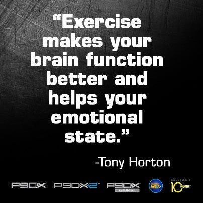 Incredibly true! The mental benefits are equally as amazing as the physical.