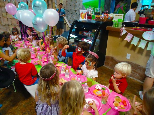 Get your kiddo's birthday party out of the house and into one of these fun locations that will leave kiddos and parents raving!