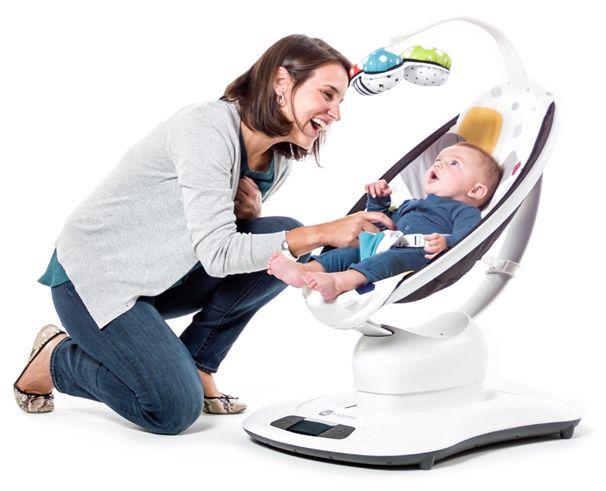 4moms: Meet the 4moms® mamaRoo® infant seat