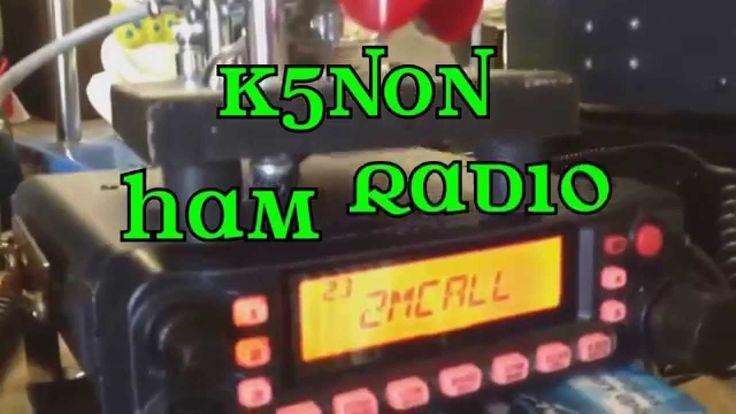 Thanks Giving 2014 Ham Radio Setup