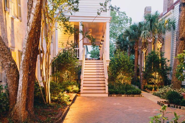 Zero George Street Hotel : Charleston, South Carolina