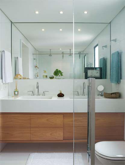 Mais conforto: 2 banheiros totalmente reformados - Casa
