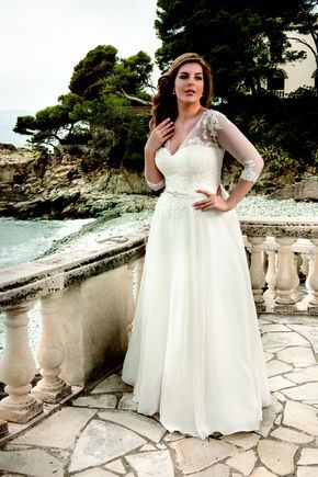 1956be2ebbaf0 Mode de Pol Plus Size Collection - #brautmodentirol #tirolerbraut  #modedepol #modedepollovely #hochzeitskleider #brautkleider #brautmode  #weddingdress ...