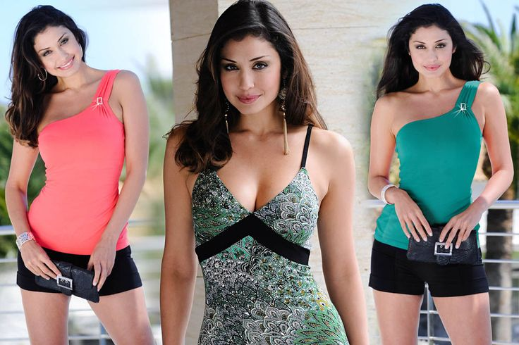 Cintia Coutinho - Modeling for various brands