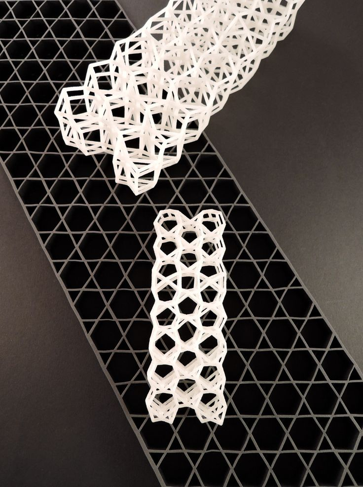 Technological advances call for functional design. As a result, materials with unusual properties are in increasing demand. So-called metamaterials behave very differently from traditional substances such as wood or concrete. - Anne Meeussen