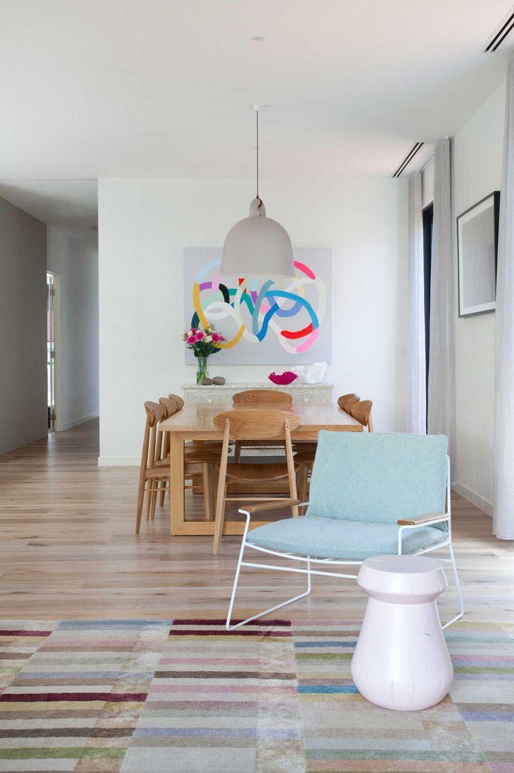 Inside the home of interior designer Romy Dankner.