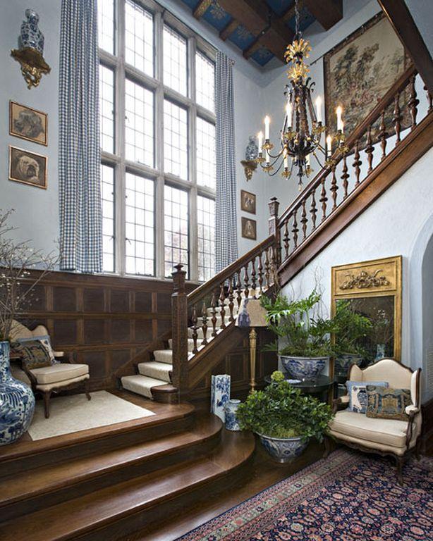 English Living Room Decor (63)