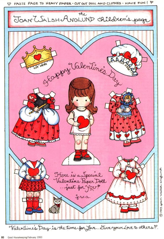 Joan Walsh Anglund_Valentine Paper Doll 3