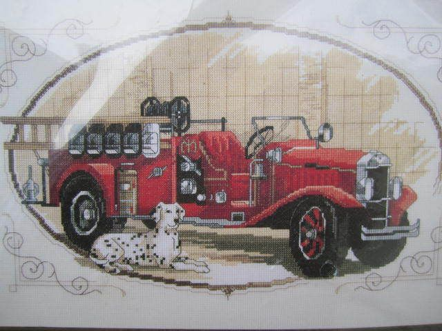 See Sally Sew-Patterns For Less - Fire Engine Truck