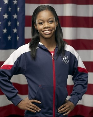 Gymnast Gabby Douglas's father is an active officer in the US Army who would watch video clips of her performances on Youtube in Afghanistan. During the trials he surprised her by showing up to cheer her on.