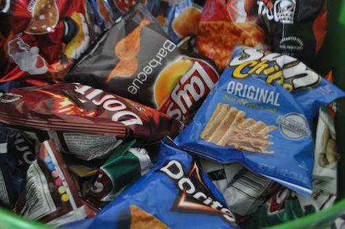 frito lay chips  Yummy!! Entered