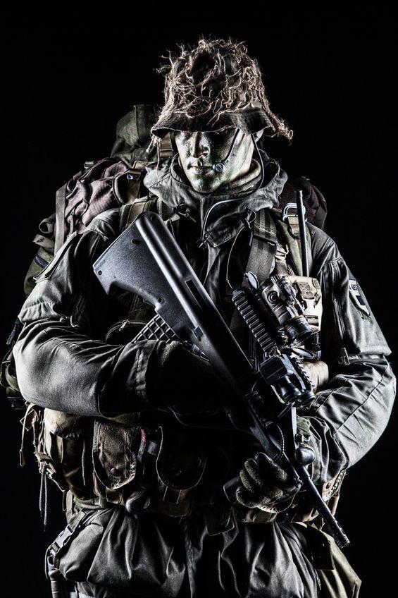 Austrian Military Tactical