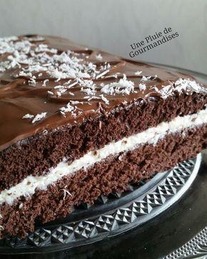Mon Gâteau façon Kinder Délice