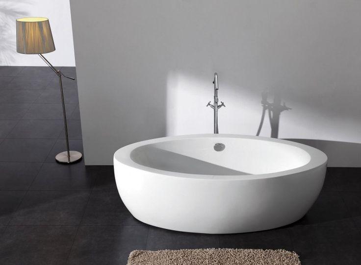 33 Best Images About Badewanne Freistehend On Pinterest | Bathroom ... Freistehende Badewanne Designs Ideen