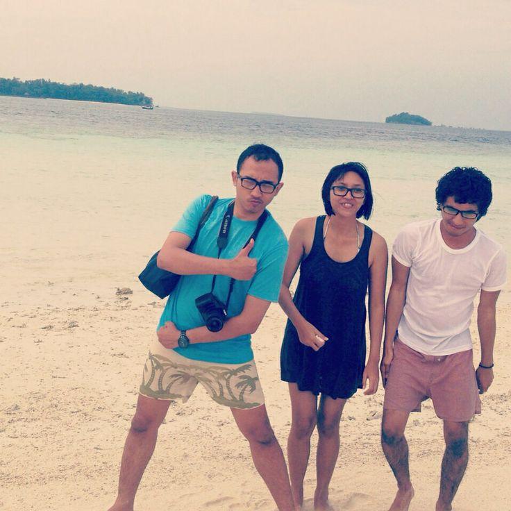 Gosong island