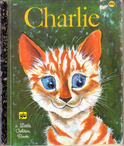 Charlie Illustrations By Lilian Obligado 1970 1975 Edition Cover