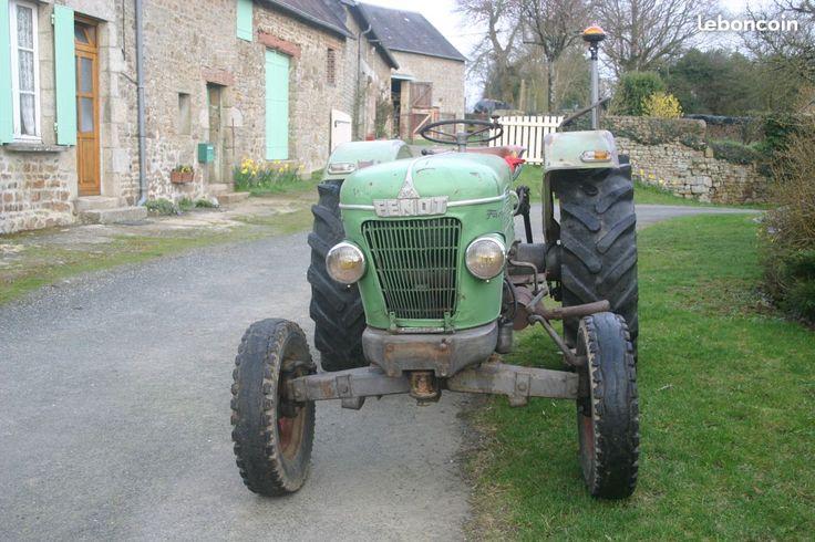 Tracteur fendt farmer 2 Matériel Agricole Orne - leboncoin.fr