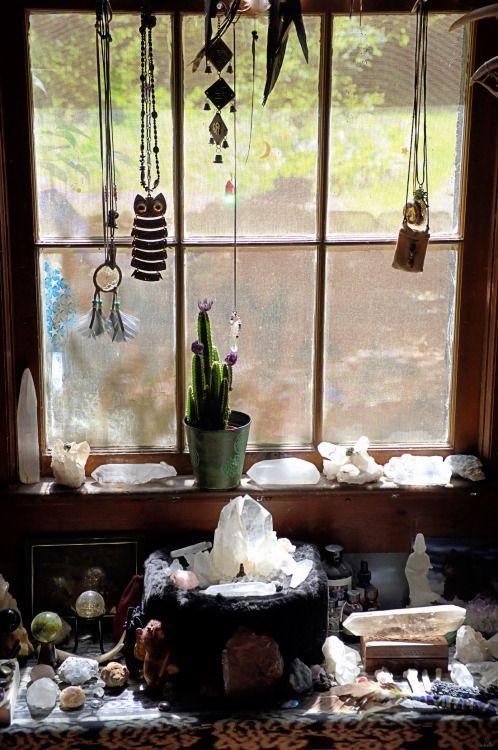crystal window decoration.....love it so much <3
