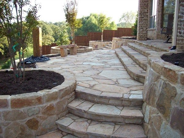 #1 Stone For Patio | Artificial Grass Customs Offers Installation And  Distribution Services .