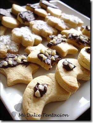 Mi dulce tentación: Galletas de Mantequilla Fáciles