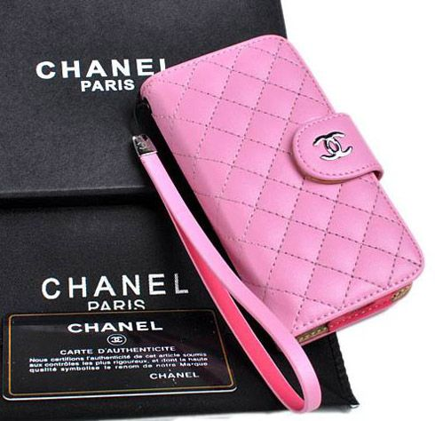 size 40 44cdf db80c Classic chanel iphone x 8 7 6s plus cases napa wallet pink ...