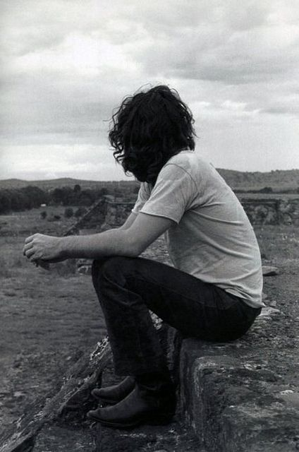 Jim Morrison by Susie Susie, via Flickr