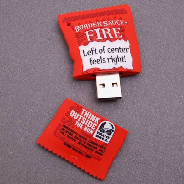 25 brilliant, strange and creative USB flash drives for storing your data - taco