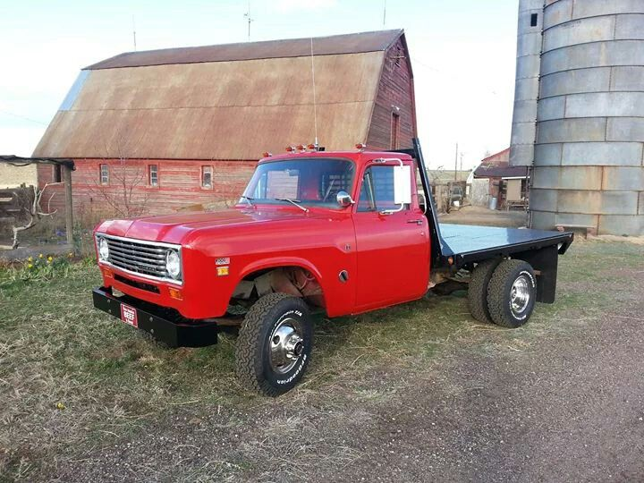 Bale Bed Farm Truck For Sale