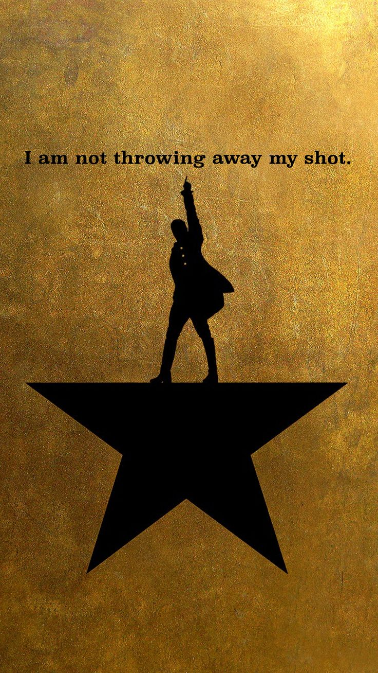 My friend convinced my to listen the the Hamilton soundtrack because I have been obsessed with In the Heights ever since my school did it. I haven't listened to the whole soundtrack yet but 'My Shot' is probably my favorite song, so fun and motivational! Now I have to see Hamilton!!!