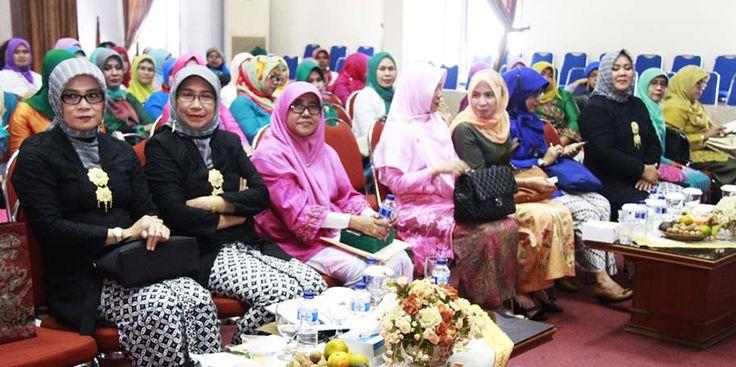 Dharma Wanita Kota Bogor Gelar Seminar Pendidikan Seks Sejak Dini