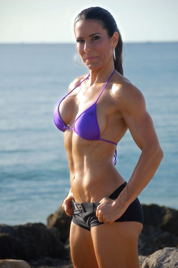 Pin By Kenyetta Glaude-Clark On My Fit Doesnt Look Like A Stick  Fitness Models, Ripped Girls, Bodybuilding-4201