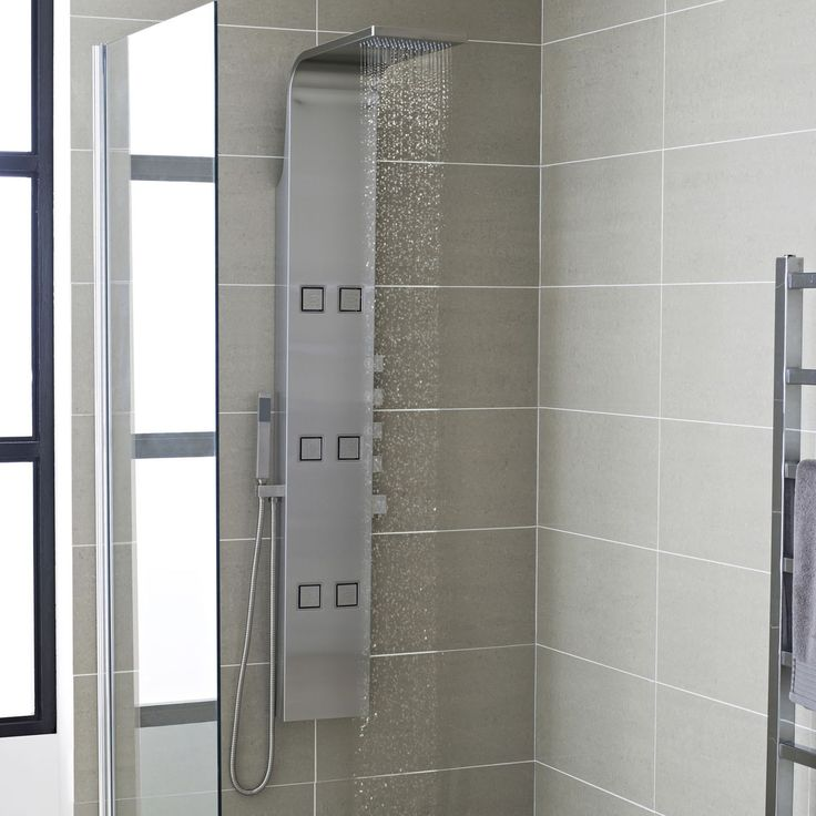 Contemporary Showers 59 best shower panels images on pinterest | bathroom showers