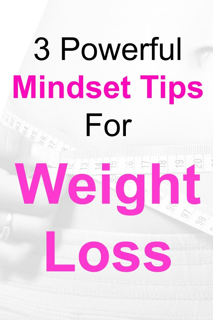 3 powerful mindset tips for weight loss. A positive mindset is key to weight loss success. Without a positive mindset you'll always feel like losing weight is really hard work. Give these tips a go.