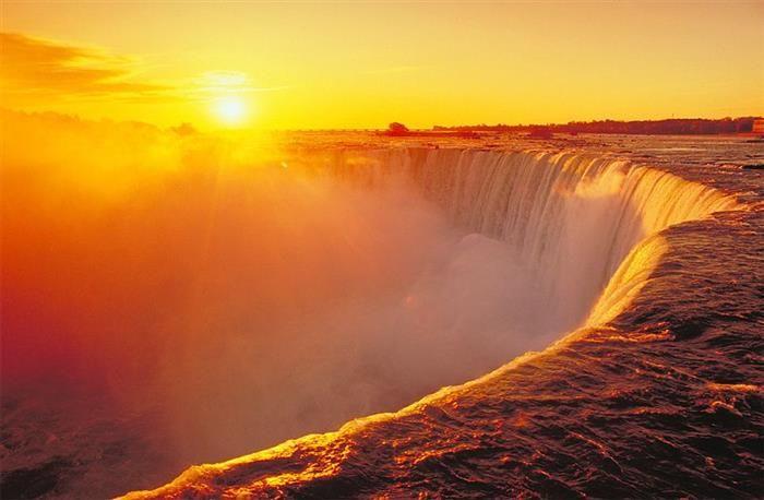 Cataratas del Niágara, Estados Unidos/Canadá