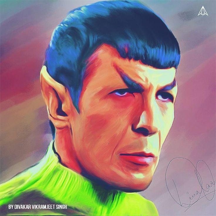 http://go.paintcollar.com/SpockDivakar . . Live long and prosper.  Leonard Nimoy version of the Spock still stands as the best version of Spock.  Art by @divakar1987  Find the poster here - http://go.paintcollar.com/SpockDivakar . . #spock #startrek #trekkie #livelongandprosper #leonardnimoy #illustration #fanart #portrait #digitalpainting #paintcollarfeaturedartwork #Paintcollar
