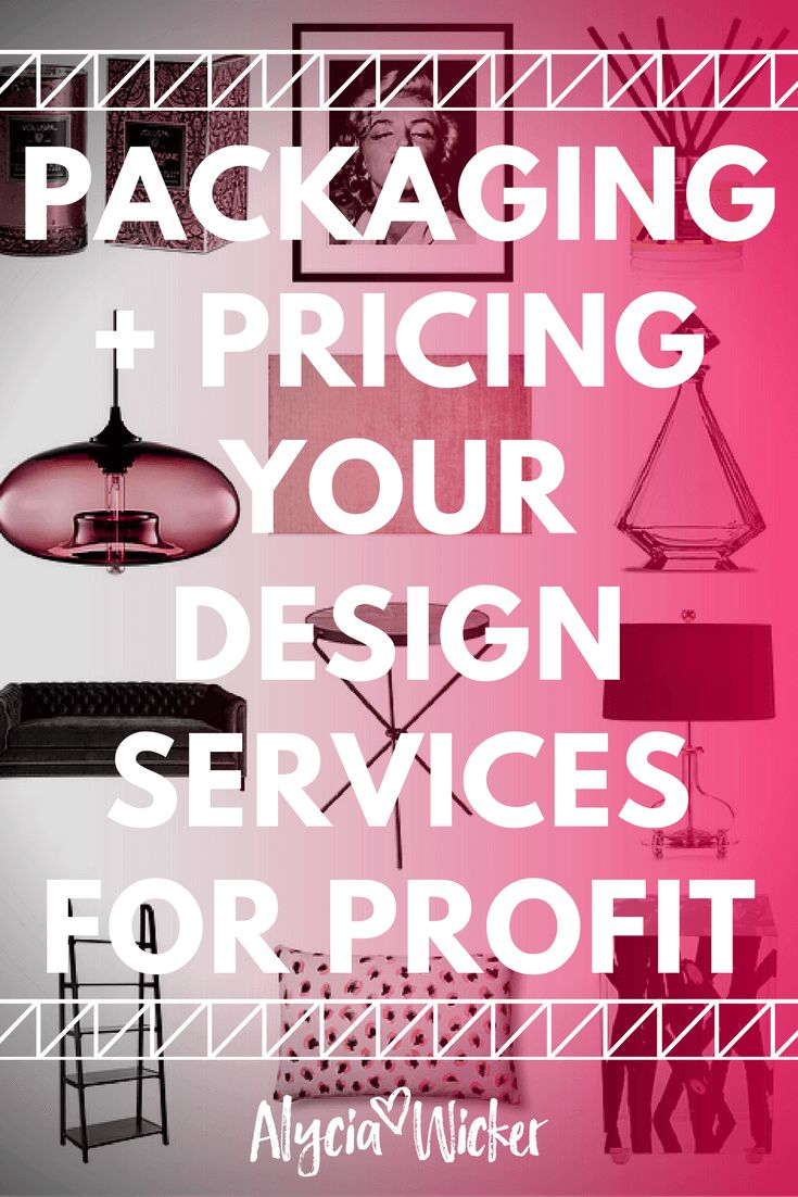 ???Lk didn't read yet??? How to price and package your interior design services for profit