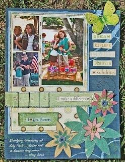 Scrapbook: Scout General, Girl Scout Bridging, Girl Scouts, Girl Scout Scrapbooking, Scouting Girls, Crafts Scrapbooking Layouts, Scrapbooking Ideas, Girls Scouts